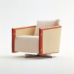 Lario swivel armchair | Armchairs | Bonacina Pierantonio