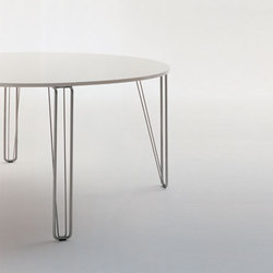 Plata | Dining tables | Bonacina Pierantonio