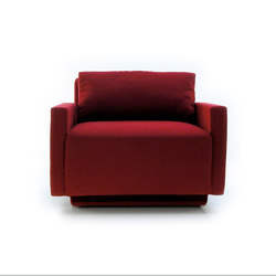 Mass armchair | Poltrone lounge | viccarbe