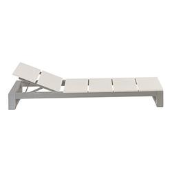 Na Xemena Es Cavallet chaise longue | Méridiennes de jardin | GANDIABLASCO