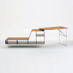 Arne CA150+SA105D | Desks | B&B Italia