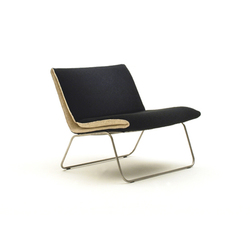Leaf lounge chair | Poltrone | Living Divani