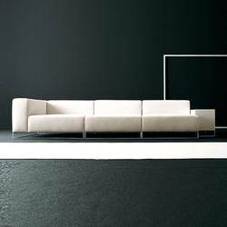 Wall 2 modular sofa system | Sofás lounge | Living Divani