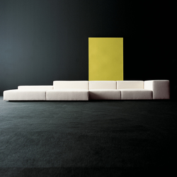 Extra Wall modular sofa system | Modular seating systems | Living Divani