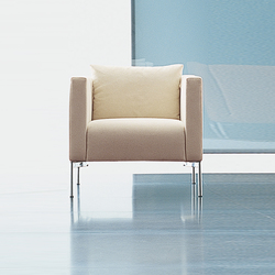 Twin | Fauteuils d'attente | Living Divani