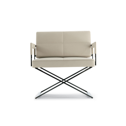 Aster X | Lounge chairs | Poltrona Frau