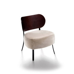 Bistro | Lounge chairs | De Padova