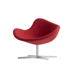 K2 Swivel Chair | Poltrone lounge | +Halle