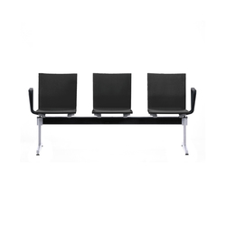.04 Stretcher | Beam / traverse seating | Vitra