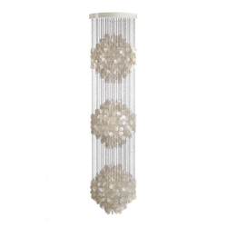 Fun Mother of Pearl 3DM | Hanging lamp | General lighting | Verpan