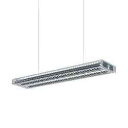 Ice | Pendant strip lights | Dark at night
