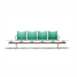 Argenta | Beam / traverse seating | Imat