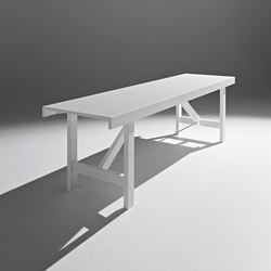 Capriata table | Dining tables | CASAMANIA-HORM.IT