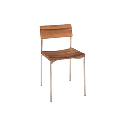 HANS | Restaurant chairs | e15