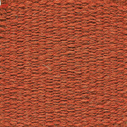 Häggå Uni | Dark Orange 1007 | Rugs | Kasthall