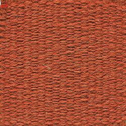 Häggå Uni | Dark Orange 1007 | Formatteppiche | Kasthall
