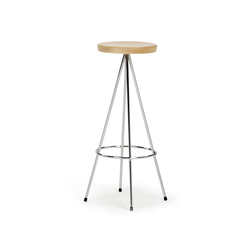Nuta | stool 75 | Tabourets de bar | Mobles 114