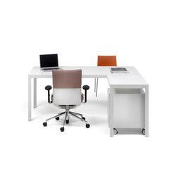 Pey paneles mesa | Escritorios individuales | Mobles 114