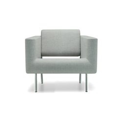 Orbis | Lounge chairs | Rossin