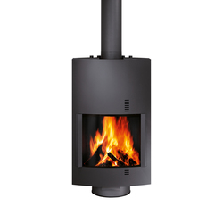 Fuga M | Wood burning stoves | Harrie Leenders