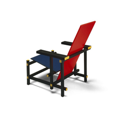 635 Red and Blue | Poltrone | Cassina
