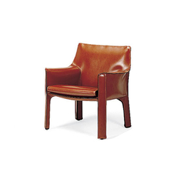 414 Cab | Fauteuils d'attente | Cassina
