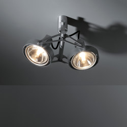 Nomad 2x PAR30 | Faretti a soffitto | Modular Lighting Instruments