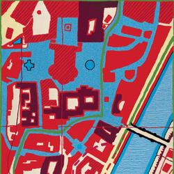 Map | Alfombras / Alfombras de diseño | Dune