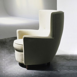 Moragas | Armchair | Lounge chairs | Santa & Cole