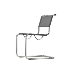 S 33 N | Visitors chairs / Side chairs | Thonet