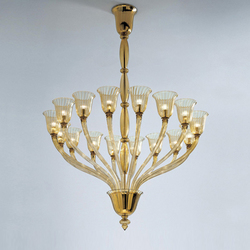 Classici 99.55 | Ceiling suspended chandeliers | Venini
