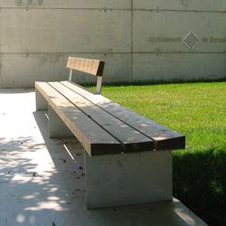 Bancal | Exterior benches | Santa & Cole