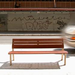 NeoRomántico Clásico | Exterior benches | Santa & Cole