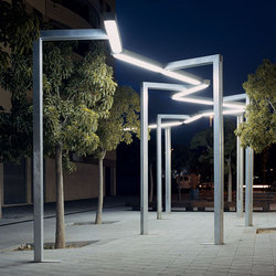 Vía Láctea | Éclairage de rue | Santa & Cole