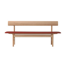 3171 | Waiting area benches | Fredericia Furniture