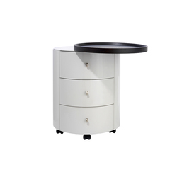 CONGA Circular chest of drawers | Credenze | Schönbuch