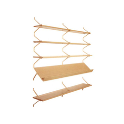 Shelving | Mi 1050 | Revisteros | Bruno Mathsson International
