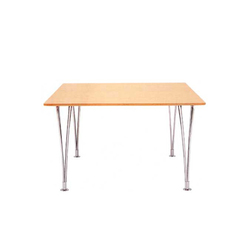 Table with expansionlegs | Tables de repas | Bruno Mathsson International