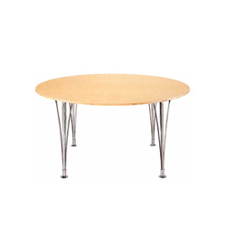Table with expansionlegs | Dining tables | Bruno Mathsson International