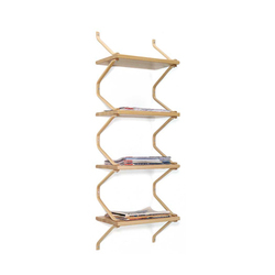 Magazine shelving | Mi 1060 | Porte-revues | Bruno Mathsson International