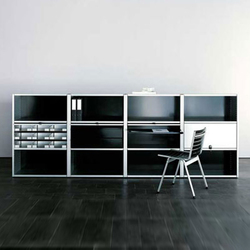 Offce shelves | Office shelving systems | Lehni