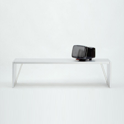 Office bench/sideboard | Upholstered benches | Lehni