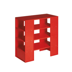 Judd No.14 Regal | Shelves | Donald Judd by Lehni