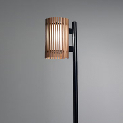 Rib pole fixture | Path lights | ZERO