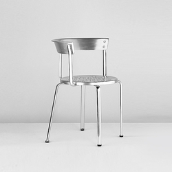 Alu 4 chair | Sillas multiusos | seledue