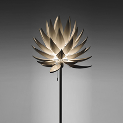Aloe Table / Standing lamp | Illuminazione generale | Jeremy Cole