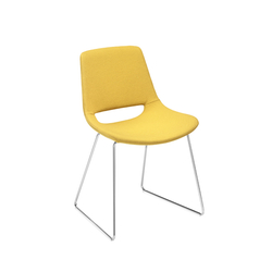 Palm | 1201/1212 | Restaurant chairs | Arper