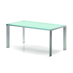 Deneb Glass | Tables de repas | STUA