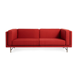 "Bank 80"" Sofa 