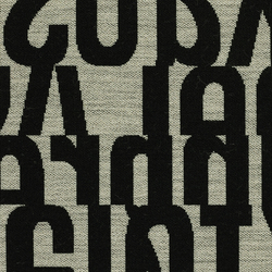 Letters 140 | Fabrics | Kvadrat